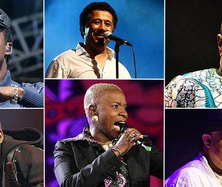 9 World Famous African Musicians