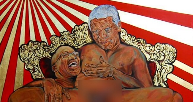 5 Instances of Controversial Art In South Africa