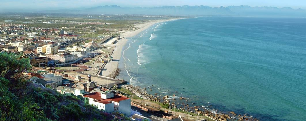 Places To See On The False Bay Coast